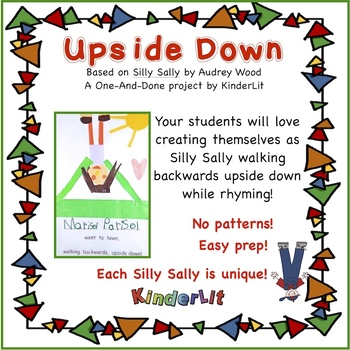 Rhyming With Silly Sally - Upside Down!