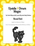 Upside Down Magic Novel Study