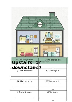 Upstairs or downstairs?