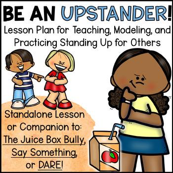 Upstander Lesson Plan