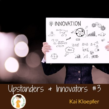 Scientific Innovators #3:  Kai Kloepfer