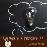 Scientific Innovator Reading Comprehension Passage #4:  De