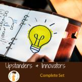 Scientific Innovator Reading Comprehension Passages Complete Set