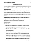 Upton Sinclair's The Jungle Socratic Seminar Lesson Plan