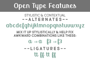 Uptown Market Font Family for Commercial Use