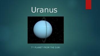 Uranus Power Point
