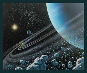 Uranus Smart Board Lesson