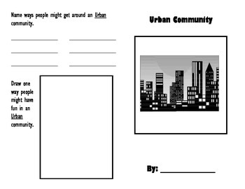 Urban Community Book