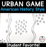 Urban Game: AMERICAN HISTORY STYLE Distance Learning