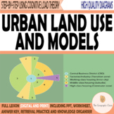 Urban Land Use and Models