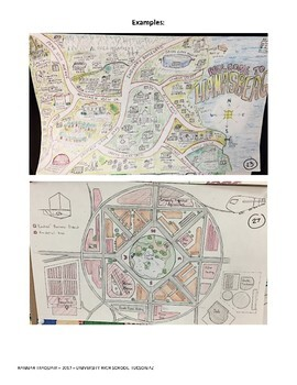 Urban Planning Activity for Geography