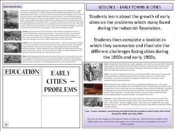 Urban Planning - History & Model Project