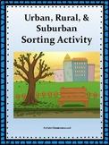 Urban, Rural, & Suburban Identification Sorting Center