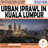 Urban Sprawl: The case study of Kuala Lumpur
