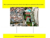 Urban Structure in LEDCs