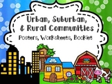 Urban, Suburban, and Rural Communities