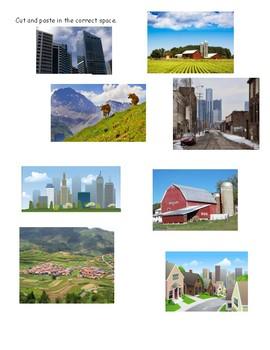 Urban and Rural community