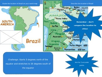Urbanisation in Brazil