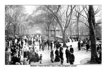 Urbanization During the Gilded Age-Good or Bad? Analyzing Photographs