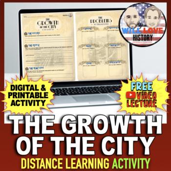 Urbanization: Growth of the City Activity