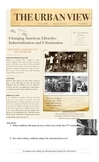Urbanization Newsletter