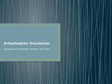 Urbanization Simulation