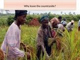 Urbanization in Developing Countries