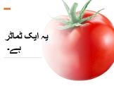 Urdu storybook- ٹ سے ٹماٹر