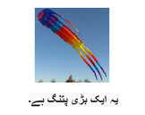 Urdu storybook- پ سے پتنگ