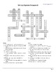 Urinary System Crossword