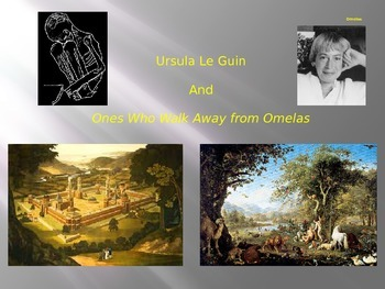 "Ursula Le Guin: ""Ones Who Walk Away from Omelas"" Essential Journal Questions"
