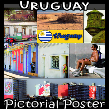 Uruguay  Photo Poster - Horizontal