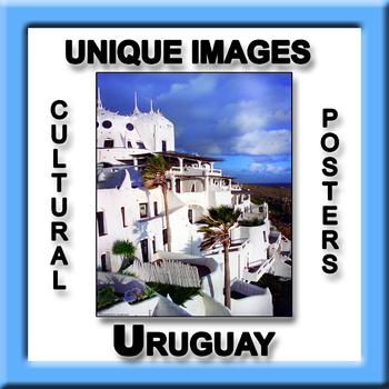 Uruguay in Photos Poster - Vertical