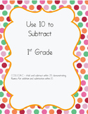 Use 10 to Subtract