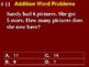 Use Addition and Subtraction To Solve Word Problems - 2 Sets of 20 Word Problems