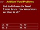 Use Addition and Subtraction To Solve Word Problems - 2 Se