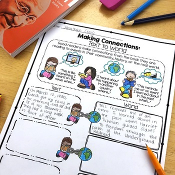 Use Background Knowledge & Make Connections - Reading Comprehension Strategy