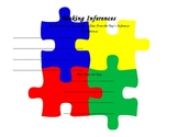Use Clues to Make Inferences Graphic Organizer