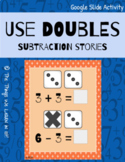 Use Doubles to Subtract - Interactive Google Slides Activity!