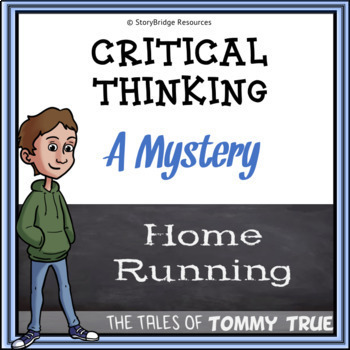 Making Inferences and Critical Thinking in Reading Comprehension-A Short Mystery
