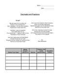 Use Money to Convert Fractions and Decimals
