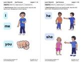 Use Pronouns: Lesson 1, Book 20 (Newitt Grammar Series)