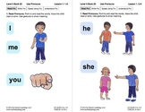 Use Pronouns: Lesson 1, Book 20 (Newitt Grammar Series)