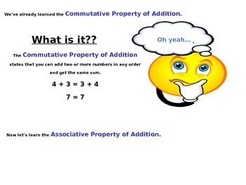 Use Properties to Add