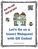 Use QR Codes to Read About Insects