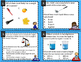 3.7E Use Tools to Measure Liquid Vol. Capacity  Word Problem Task Cards