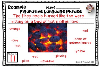 Use Your Noggin: Figurative Language Task Card Game