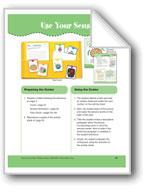 Use Your Senses (File Folder Center)