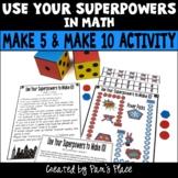 Make 5 and Make 10 Adding On Counting Up
