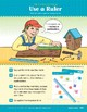 Use a Ruler (Take It to Your Seat Centers Common Core Math)